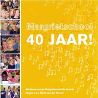 Jubileum cd Margrietschool